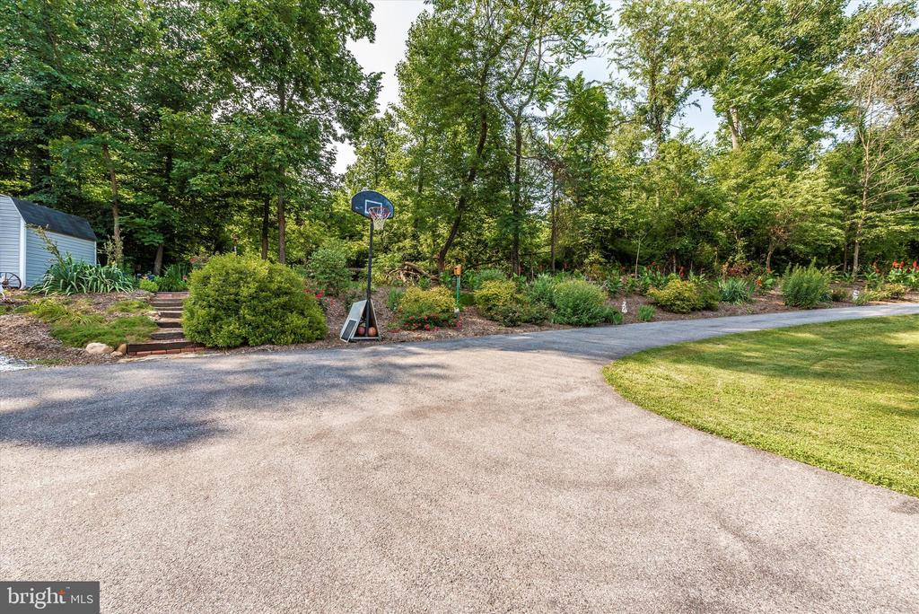 Large Paved Parking Area - 6313 FORD RD, FREDERICK