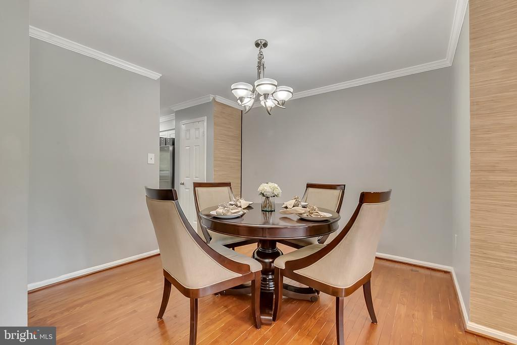 Dining Room - 46796 FAIRGROVE SQ, STERLING