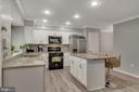 Granite countertops - 46796 FAIRGROVE SQ, STERLING