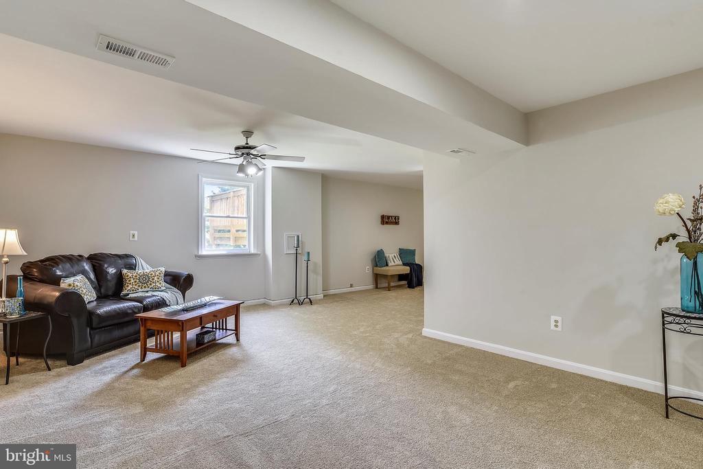 Walk out basement - 4697 FISHERMANS CV, DUMFRIES