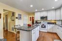 Open bright kitchen - 4697 FISHERMANS CV, DUMFRIES