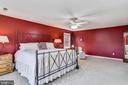 HUGE Master Bedroom! - 4697 FISHERMANS CV, DUMFRIES