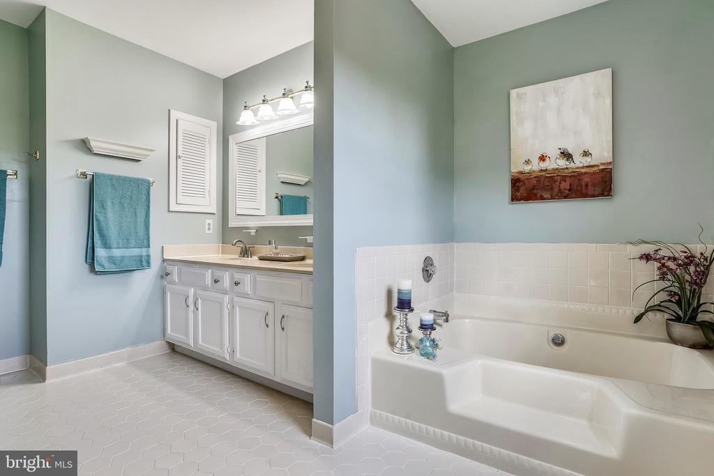 Soaking tub and shower! - 4697 FISHERMANS CV, DUMFRIES