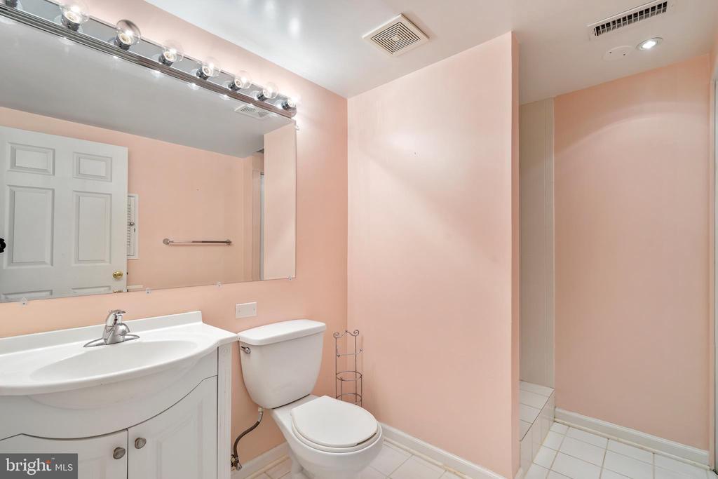 Full Bath-Basement - 9616 STAYSAIL CT, BURKE