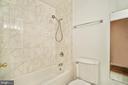 Upper Level-Full Bath - 9616 STAYSAIL CT, BURKE