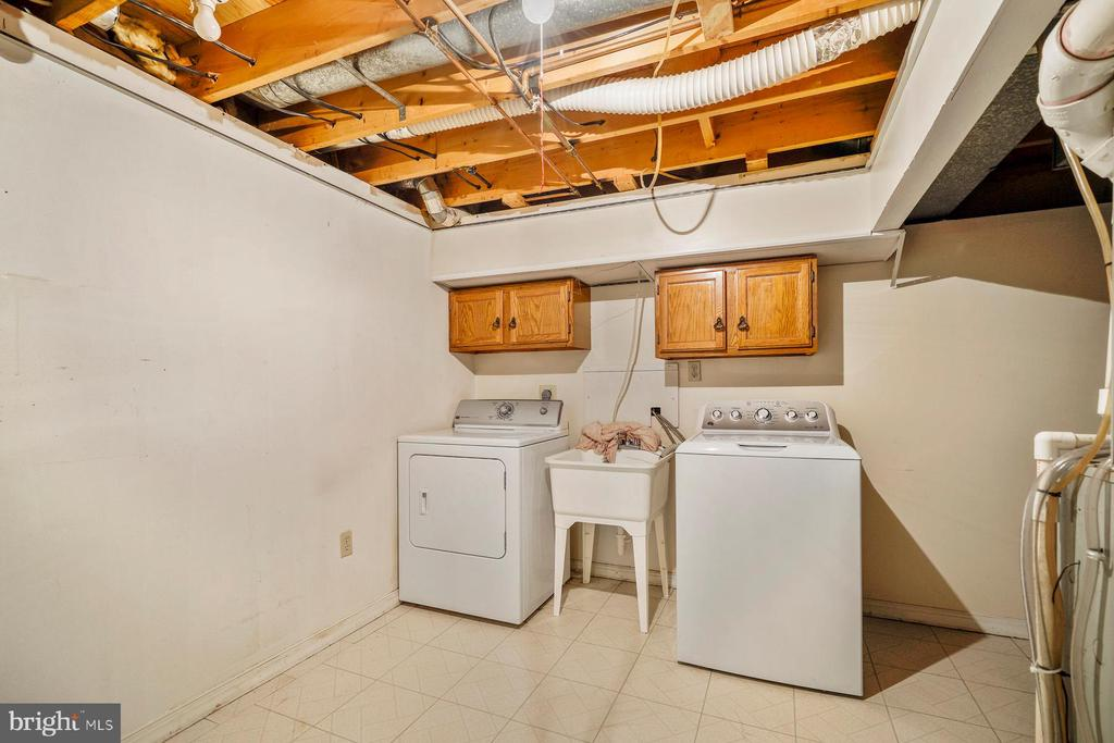 Laundry/utility Room - 9616 STAYSAIL CT, BURKE