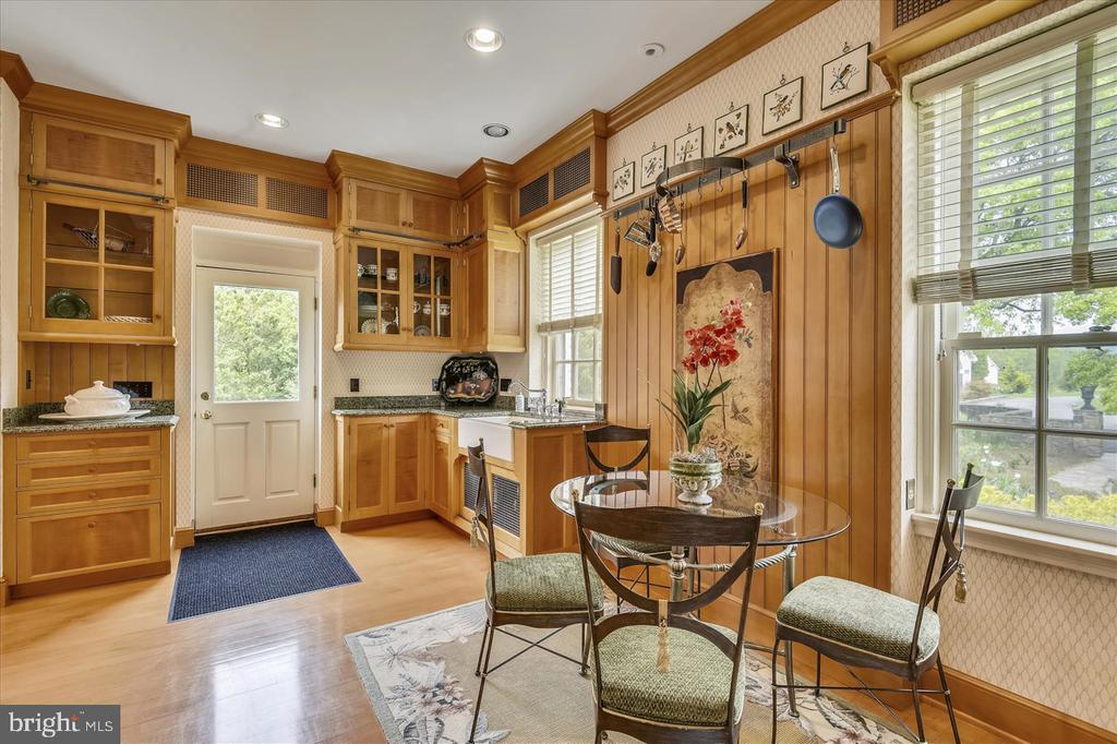 Breakfast Room - 22282 CATESBY FARM LN, MIDDLEBURG