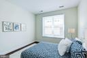 Bedroom #2 - Very Large Picture Window! - 828 SLATERS LN #105, ALEXANDRIA