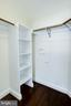 Bedroom #2 - Walk-In Closet! - 828 SLATERS LN #105, ALEXANDRIA