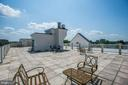 Rooftop Terrace - Great for Outdoor Entertaining! - 828 SLATERS LN #105, ALEXANDRIA