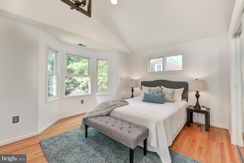 Master bedroom - 4513 EDGEFIELD RD, KENSINGTON