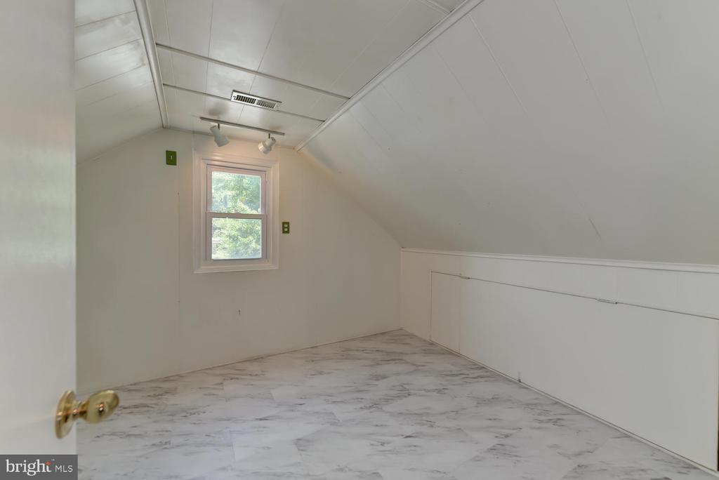 3rd floor bonus room - 4513 EDGEFIELD RD, KENSINGTON