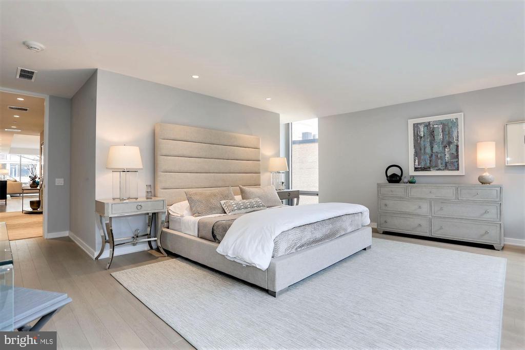 Master Bedroom - 1111 24TH ST NW #51, WASHINGTON