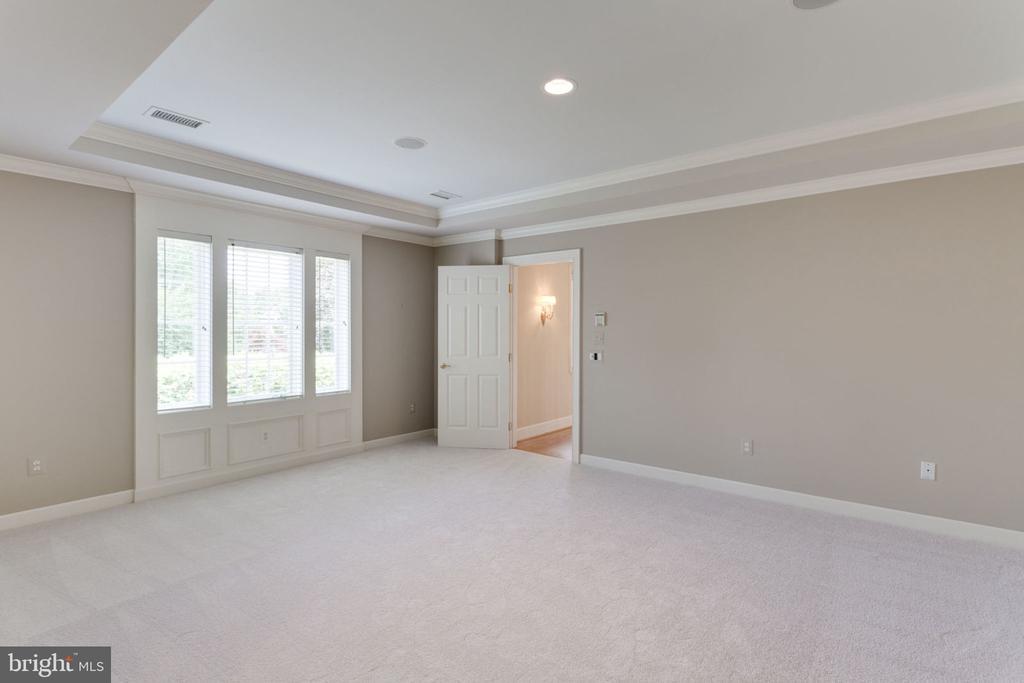 Master bedroom - 3111 WINDSONG DR, OAKTON