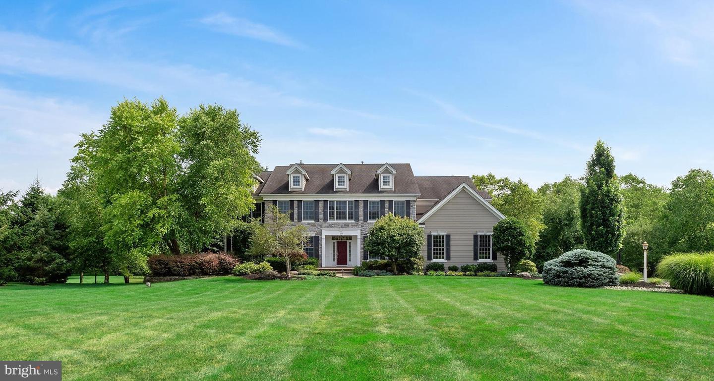 Single Family Homes per Vendita alle ore Skillman, New Jersey 08558 Stati Uniti