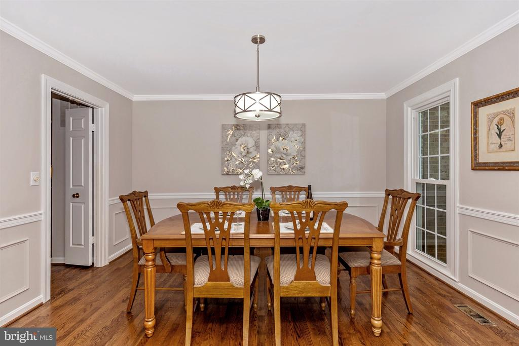 Dining Room - 14508 TRIPLE CROWN PL, NORTH POTOMAC