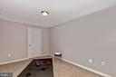 Lower Level Fitness Area - 14508 TRIPLE CROWN PL, NORTH POTOMAC