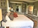 Large Master Bedroom with Double Door Entrance - 16028 WATERFORD MEADOW PL, HAMILTON