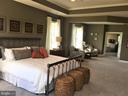 Master Bedroom - 16028 WATERFORD MEADOW PL, HAMILTON