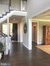 Lovely Open Entrance Foyer - 16028 WATERFORD MEADOW PL, HAMILTON