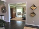 Spacious Foyer to Living Room - 16028 WATERFORD MEADOW PL, HAMILTON