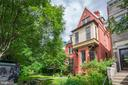 The Butterworth Mansion - 421  T St NW - 421 T ST NW, WASHINGTON