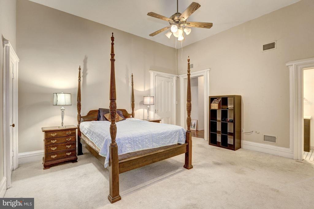 Unit 1 -  Bedroom - 421 T ST NW, WASHINGTON