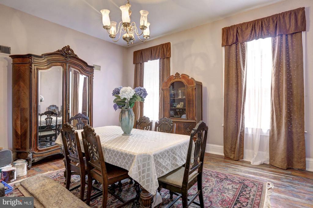Unit 3 - Dining Room - 421 T ST NW, WASHINGTON