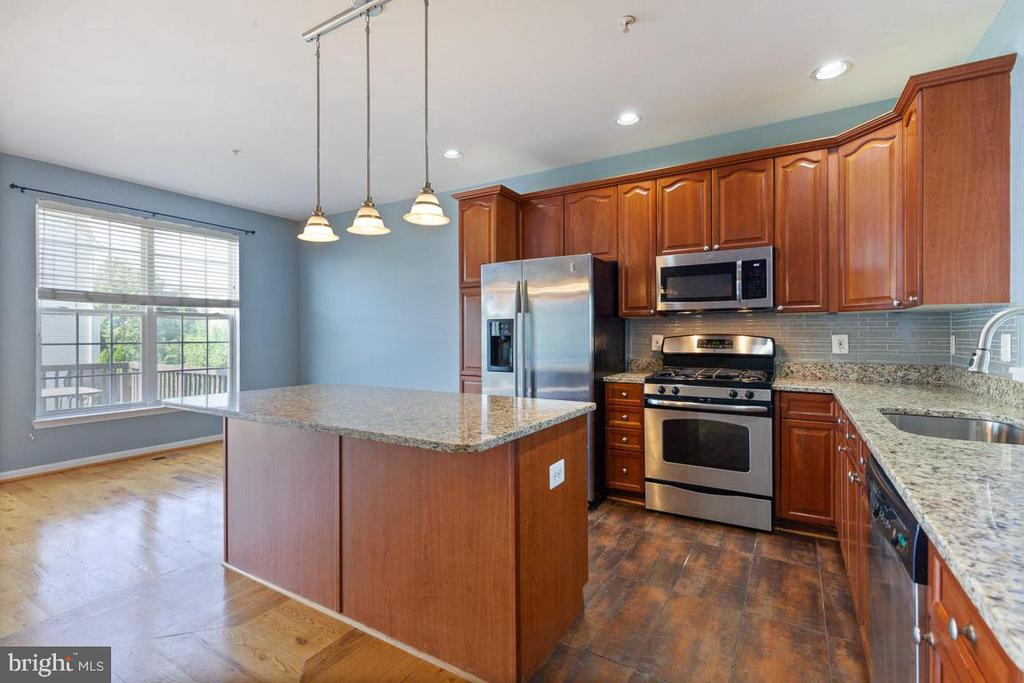 Stainless steel appliances - 126 FIELDSTONE CT, FREDERICK