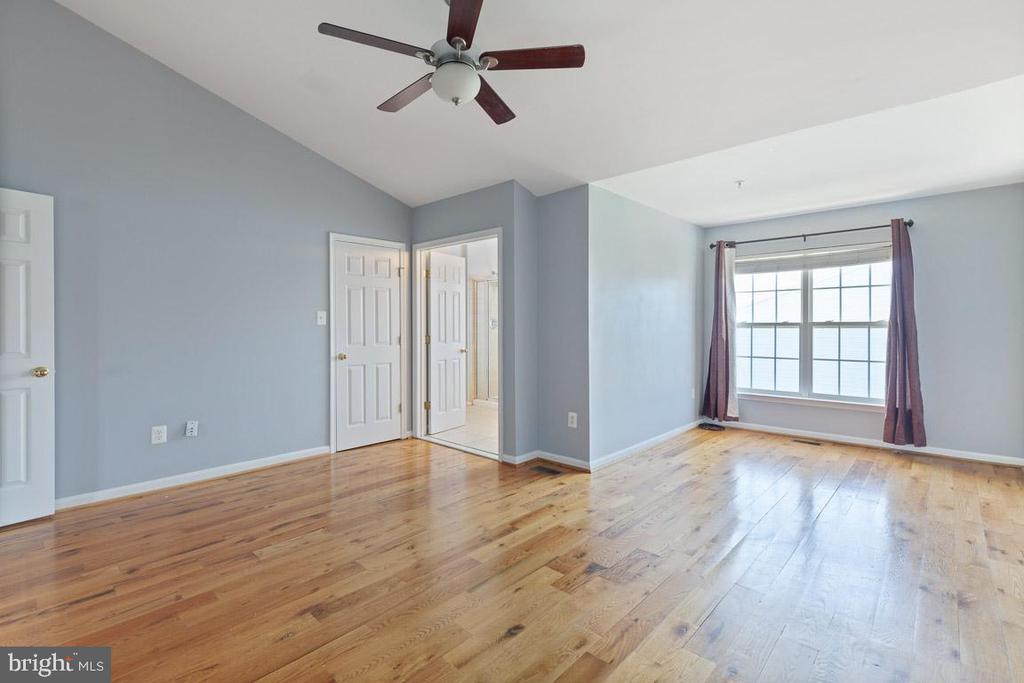 Master Bedroom - 126 FIELDSTONE CT, FREDERICK