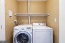 Front Load washer and dryer - 126 FIELDSTONE CT, FREDERICK