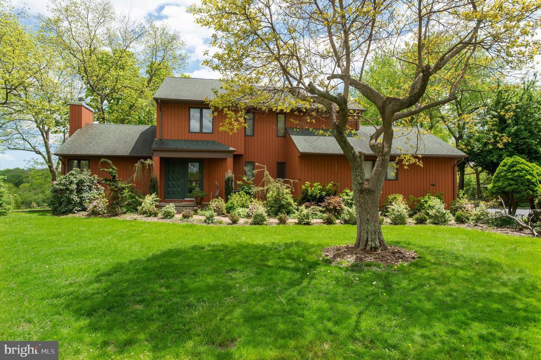 Single Family Homes pour l Vente à Ringoes, New Jersey 08551 États-Unis