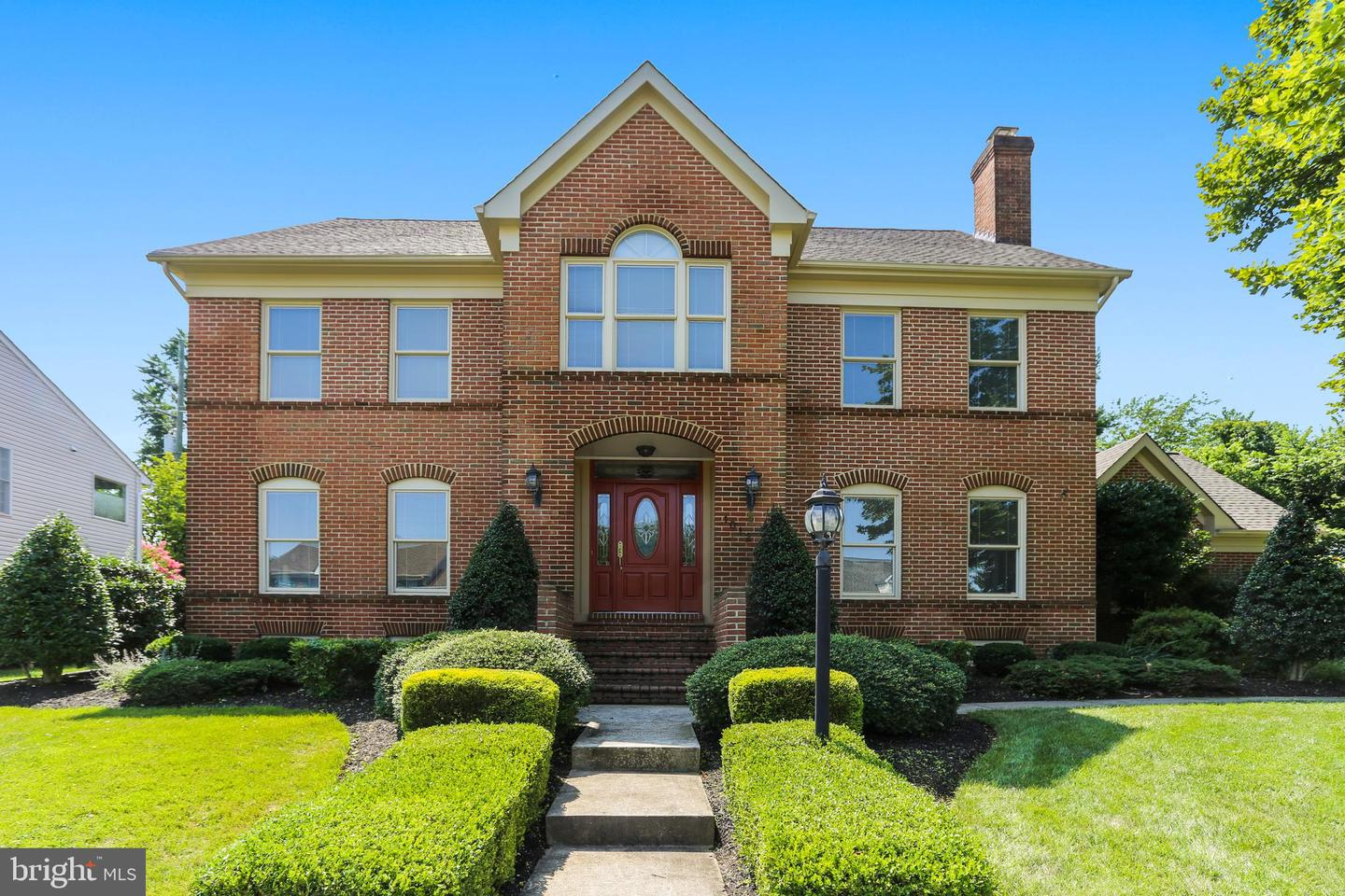 Single Family Homes for Sale at Frederick, Maryland 21701 United States