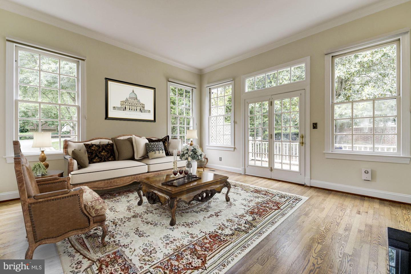 Additional photo for property listing at 7805 Fox Gate Ct Bethesda, Maryland 20817 United States