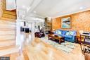 Open Floor Plan - 1215 INGRAHAM ST NW, WASHINGTON