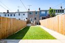 Spacious and Bright Backyard - 1215 INGRAHAM ST NW, WASHINGTON