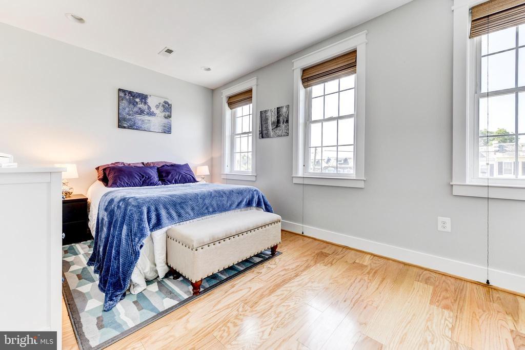 Master Bedroom - 1215 INGRAHAM ST NW, WASHINGTON