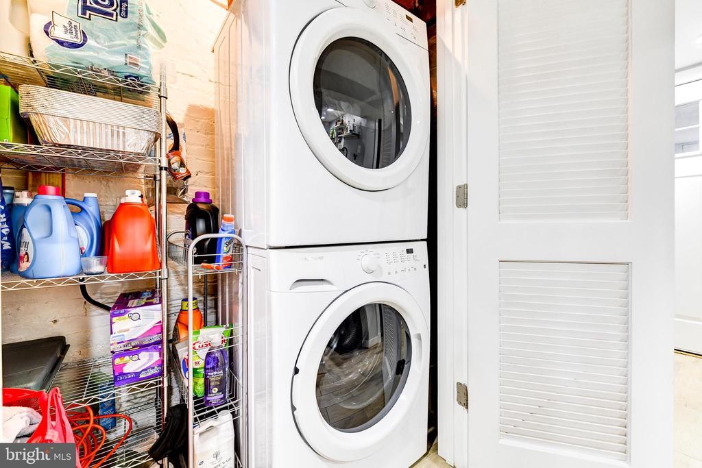 Laundry - 1215 INGRAHAM ST NW, WASHINGTON
