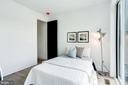 Bedroom - 410 K ST NE #2, WASHINGTON