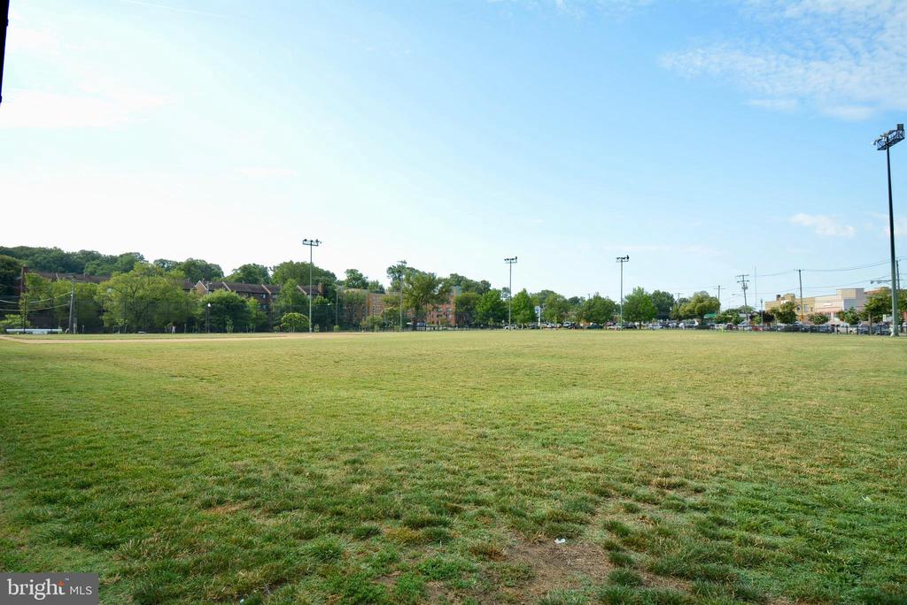 Turkey Thicket fields for soccer and more... - 4302 13TH PL NE, WASHINGTON
