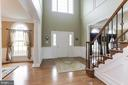 Foyer - 15180 BANKFIELD DR, WATERFORD
