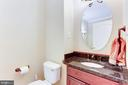 Full Bath on Lower Level - 15180 BANKFIELD DR, WATERFORD