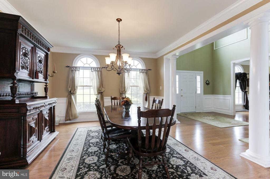 Dining Room - 15180 BANKFIELD DR, WATERFORD