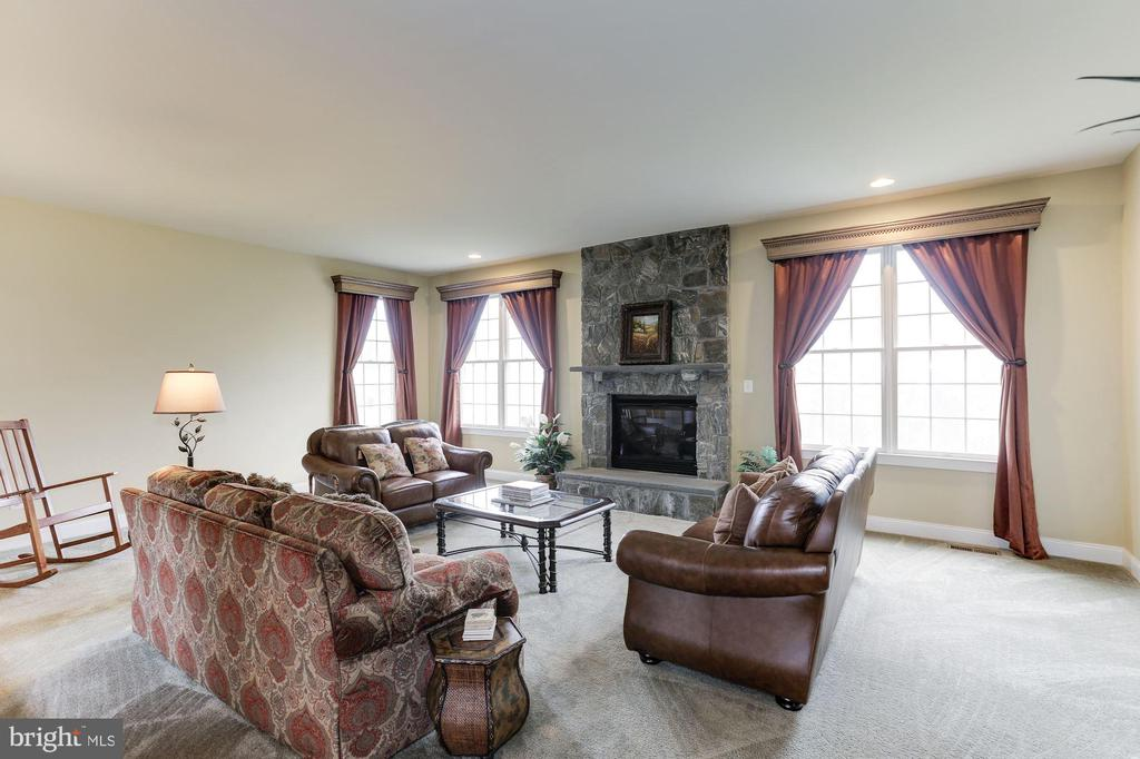 Family Room - 15180 BANKFIELD DR, WATERFORD