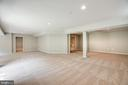 Fully finished basement with tons of space - 22 SAINT CHARLES CT, STAFFORD
