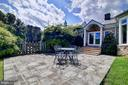 Patio. - 35679 MILLVILLE RD, MIDDLEBURG