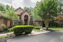 Front  Entry - 11552 MANORSTONE LN, COLUMBIA