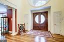 Foyer - 11552 MANORSTONE LN, COLUMBIA