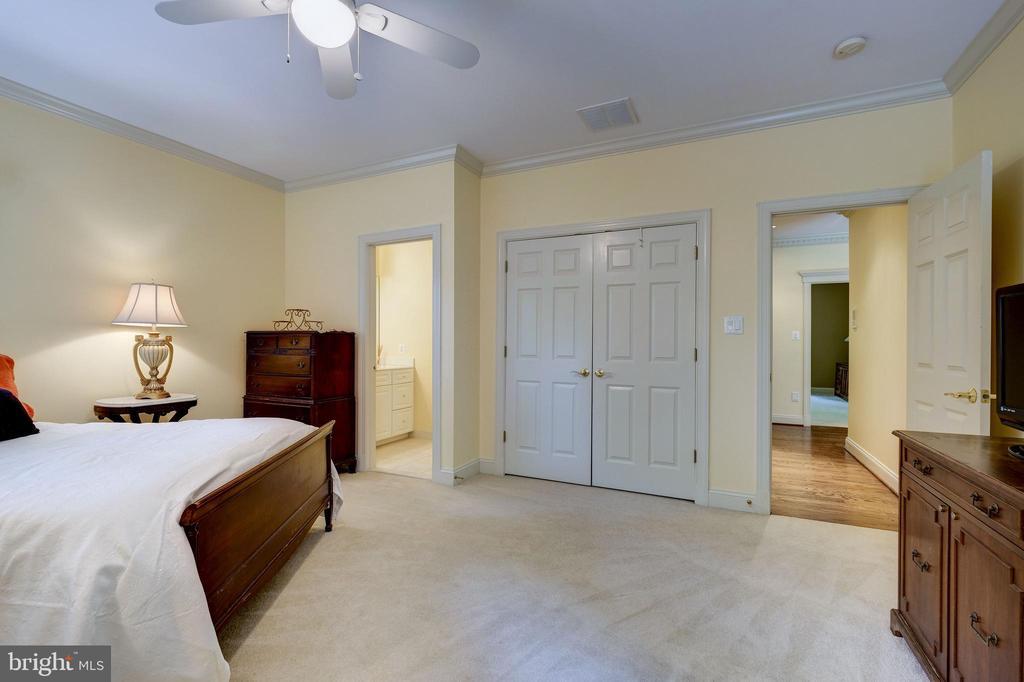 Bedroom 2 - 11552 MANORSTONE LN, COLUMBIA