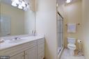 Private bath bed 2 - 11552 MANORSTONE LN, COLUMBIA